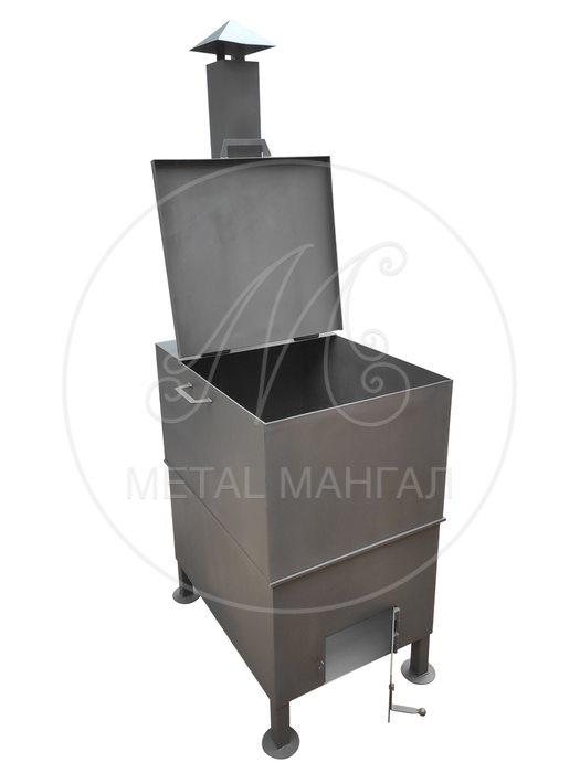"""Печь для сжигания мусора """"Торнадо"""""""